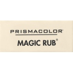Prismacolor® Magic Rub® Eraser; Material: Vinyl; Quantity: 12-Box; Type: Manual; (model 1954FC), price per dozen (12-pack)