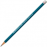 Prismacolor® 375 Series Turquoise® Drawing Pencil 5H: Black/Gray, 5H, Drawing, (model E375-5H), price per dozen (12-pack)