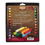 Heritage Arts™ Artist Grade Soft Essential 48-Color Pastel Set; Color: Multi; Format: Stick; Type: Soft; (model ASP48), price per set