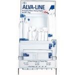 Alvin® Alva-Line Tracing Paper Display; Format: Roll, Sheet; Size: Multi; (model 6855D), price per each