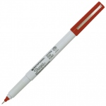 Sharpie® Ultra Fine Point Red Permanent Marker: Red/Pink, Fine Nib, (model SN37002), price per each