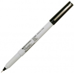 Sharpie® Ultra Fine Point Black Permanent Marker: Black/Gray, Fine Nib, (model SN37001), price per each