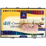 Conte™ Crayon 48-Color Assorted Set; Color: Multi; Format: Stick; (model C50134), price per set