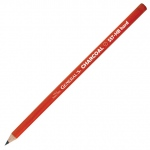General's® Charcoal Pencil HB: Black/Gray, HB, Pencil, (model 557G-HB), price per dozen (12-pack)