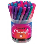Gelly Roll® MoonLight™ ; Color: Multi; Ink Type: Gel; Tip Size: 1mm; (model S38156D), price per each