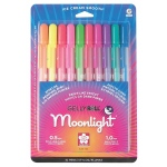 Gelly Roll Moonlight Gel Pen: 10-Color Set