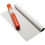 "Clearprint® 1000H Series 54 x 50yd Unprinted Vellum Roll: Roll, Unprinted, 54"" x 50 yd, 16 lb, (model CP10101167), price per roll"