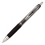 Uni-Ball® 207™ Signo Colored Retractable Gel Pen Black: Black/Gray, Gel, Retractable, (model SN1754843), price per each