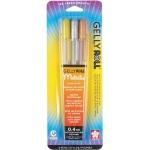 Gelly Roll® Metallic Gel Pen 3-Pack; Color: Metallic, Multi; Ink Type: Gel; Tip Size: 1mm; (model 57387), price per pack