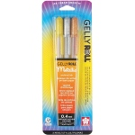 Gelly Roll Metallic Gel Pen: 3-Color Set