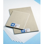 "Alvin® Alva-Flex Anti-Static Polyester Double Matte Finish Drafting Film 8.5"" x 11"": Double Matte, Sheet, 50 Sheets, 8 1/2"" x 11"", .003"", Film, (model DM3W-1), price per 50 Sheets"