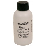 Speedball® Diazo Photo Sensitizer; Size: 2 oz; Type: Emulsion; (model 4578), price per each