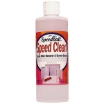 Speedball® Speed Clean™ 16 oz. Screen Filler Remover and Screen Cleaner; Size: 16 oz; Type: Remover; (model H4533), price per each