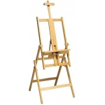 Winsor & Newton™ Hamilton Studio Easel; Material: Wood; Type: Artist; (model 7006205), price per each