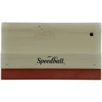 """Speedball® 10"""" Graphic Squeegee Neoprene Blade: Squeegee, (model 4536), price per each"""