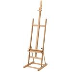 Heritage Arts™ Magellan H-Frame Wooden Easel; Material: Wood; Type: Artist; (model HWE150), price per each