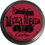 ColorBox® Mix'd Media Inx™ Schoolhouse Pigment Ink Pad: Red/Pink, Pad, Pigment, Refillable, (model CS37010), price per each