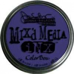 ColorBox® Mix'd Media Inx™ Indigo Pigment Ink Pad: Blue, Pad, Pigment, Refillable, (model CS37016), price per each