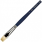 Princeton Good Natural Chinese Bristle Oil and Acrylic Brush: Size 8, Bright