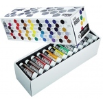 Liquitex® Basics Acrylic 48-Color Set: Multi, Tube, 22 ml, Acrylic, (model 101048), price per set