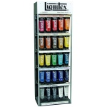 Liquitex® Basics Acrylic Color Assortment; Color: Multi; Format: Tube; Size: 8.5 oz; Type: Acrylic; (model 1043851), price per each