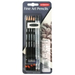 Derwent Graphic Pencil Mixed Media Set; Color: Black/Gray; Type: Drawing; (model 0700661), price per set