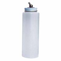 Paasche Model VLS 8 oz. Plastic Bottle Assembly